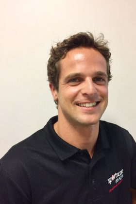Matt Thomas - Warana & Kawana physiotherapist
